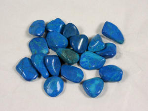 Blue Howlite - Properties - Associations - Uses