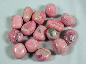 Rhodocrosite - Properties - Associations - Uses