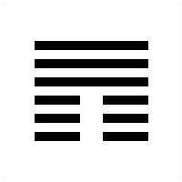 I Ching Hexagram 12 - P'i