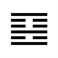 I Ching Hexagram 22 - Pi