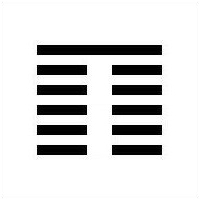I Ching Hexagram 23 - Po