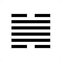 I Ching Hexagram 28 - Ta Kuo