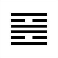 I Ching Hexagram 30 - Li