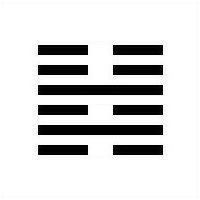 I Ching Hexagram 40 - Hsieh