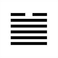 I Ching Hexagram 43 - Kuai