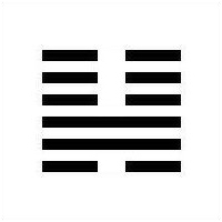 I Ching Hexagram 46 - Sheng