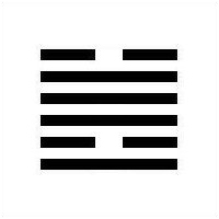 I Ching Hexagram 49 - Ko