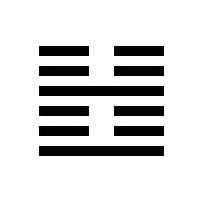 I Ching Hexagram 51 - Chen