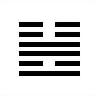 I Ching Hexagram 55 - Feng
