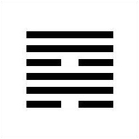 I Ching Hexagram 57 - Sun