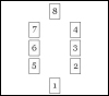 Seven Card Horseshoe Tarot Spread